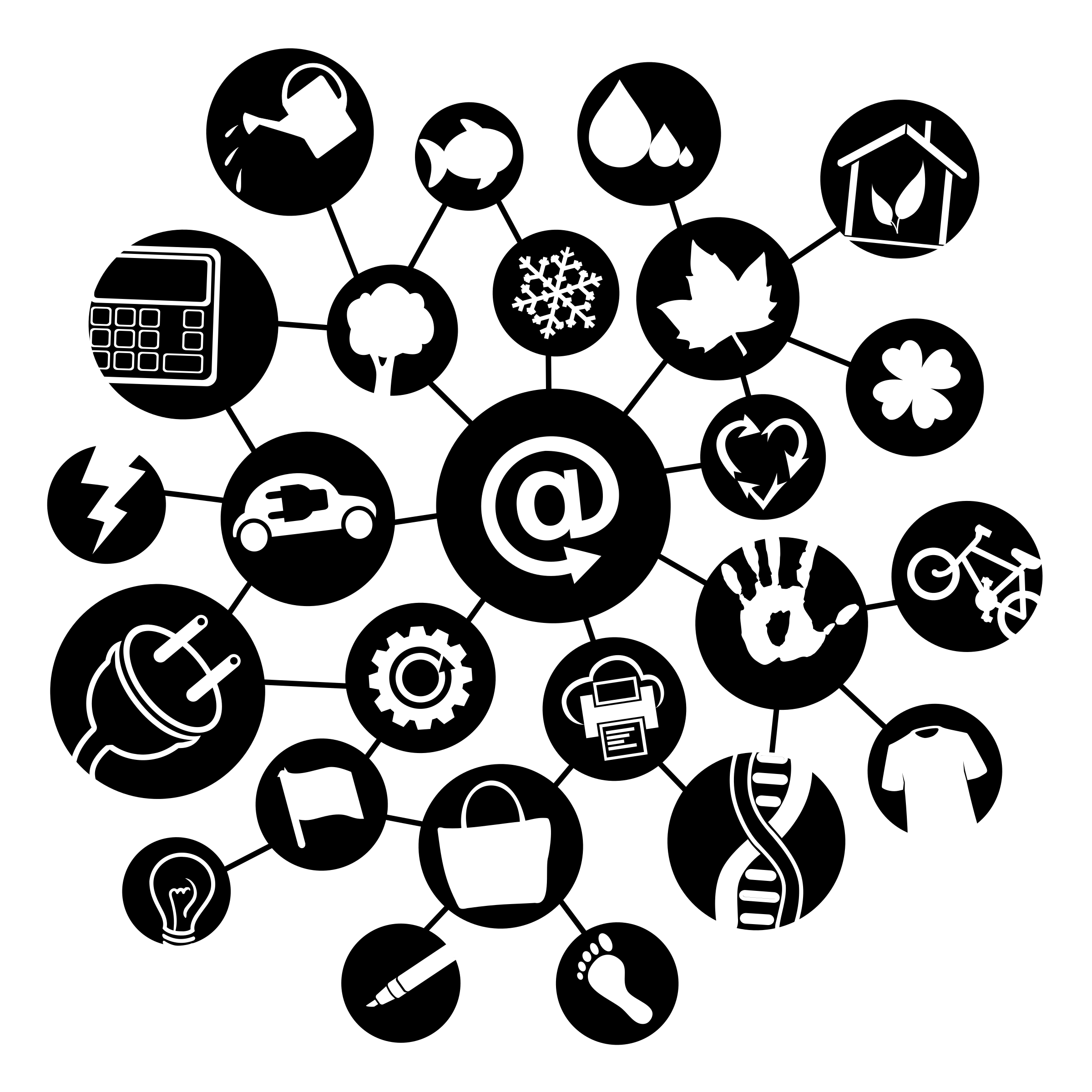 jpg freeuse library Web clipart black and white.  collection of internet