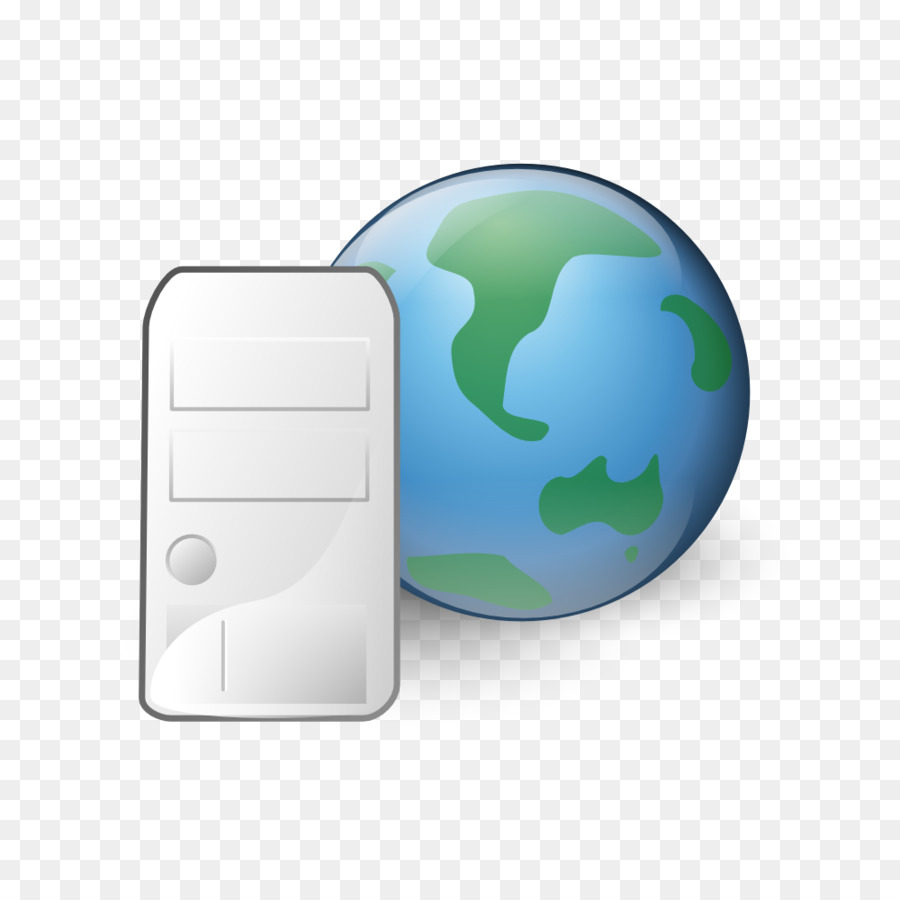 transparent library Icon internet website green. Web server clipart