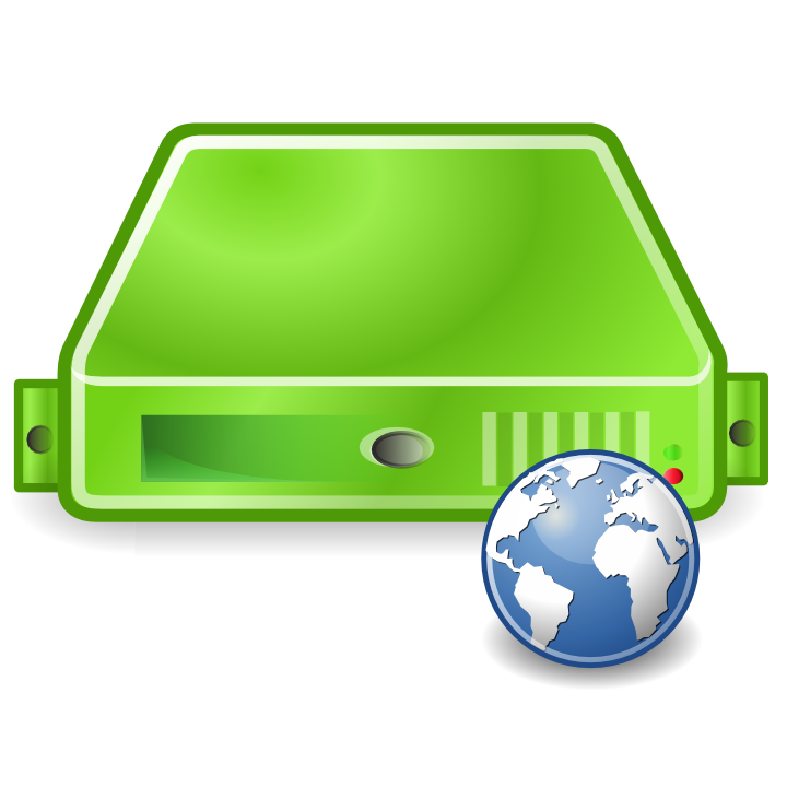 clipart library library Icon page. Web server clipart