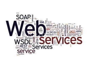 stock Portal . Web service clipart