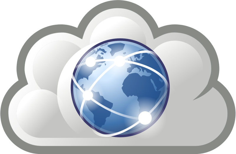 svg Internet cloud drawing csp. Web service clipart