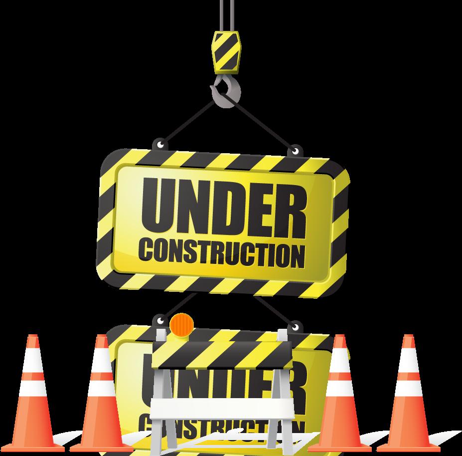 png royalty free download Websiteunderconstructionpng. Website under construction clipart.