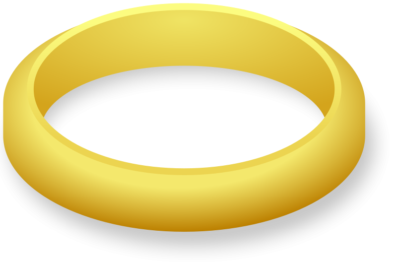 picture freeuse library Wedding and Engagement Ring Clipart