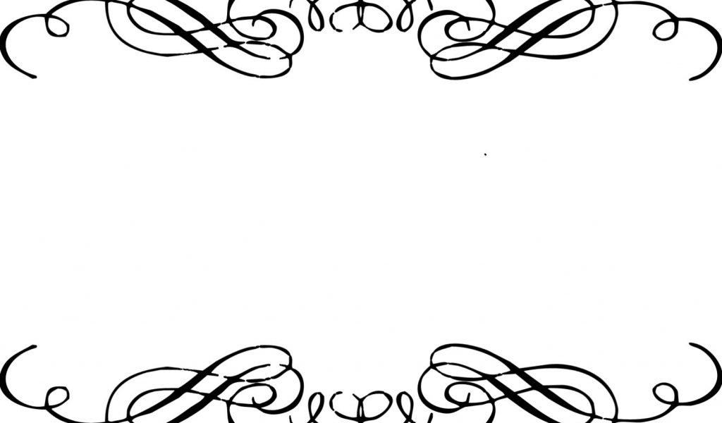 vector royalty free Free border download best. Wedding borders clipart