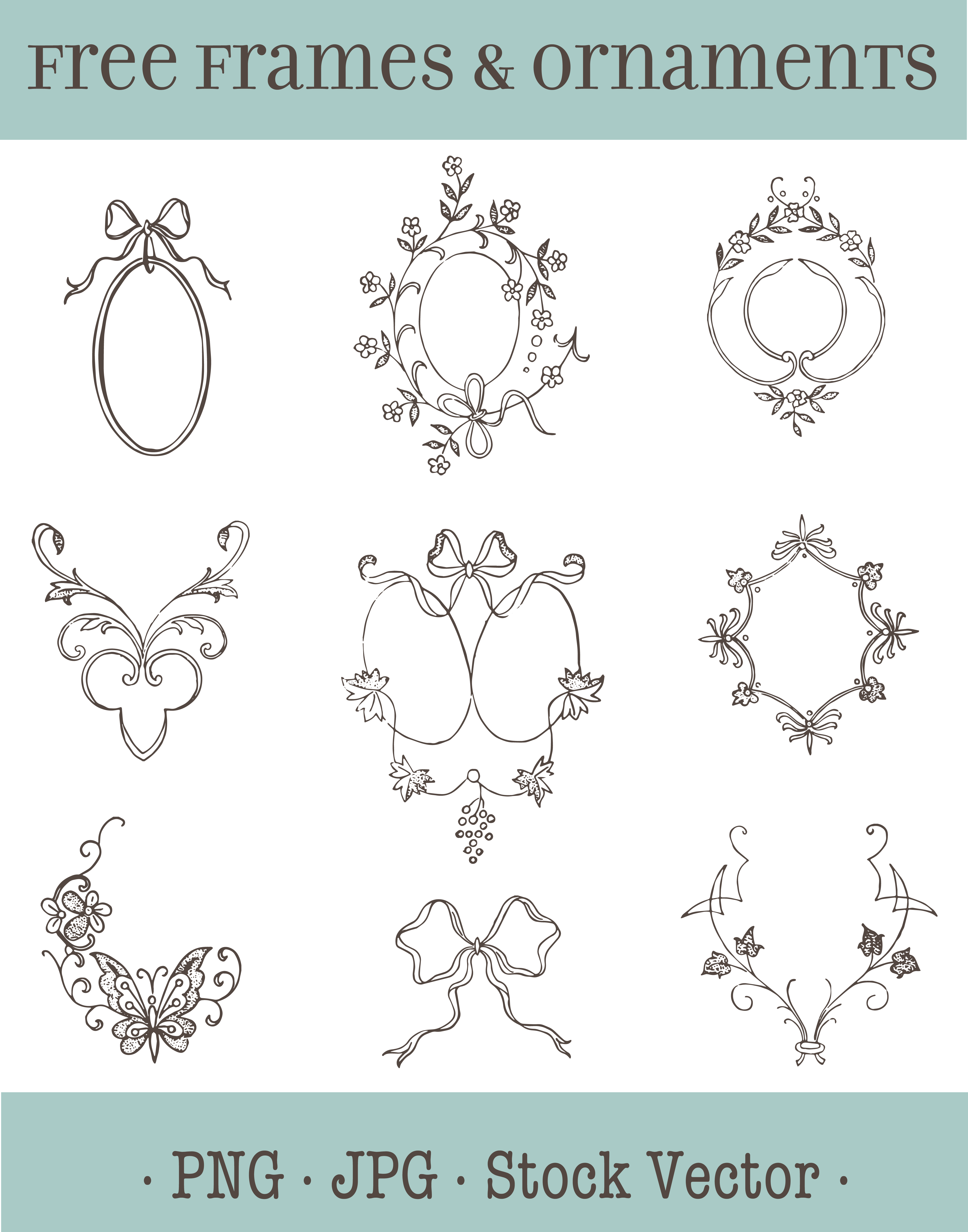 clipart library library Rustic vector embellishment. Png http vintagegraphics ohsonifty