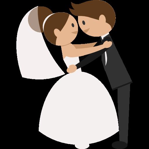 jpg black and white stock Wedding Couple