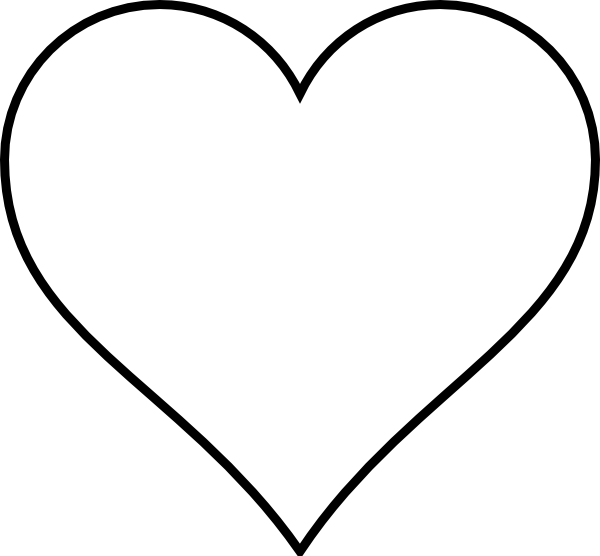 clipart library Wedding Heart Clipart