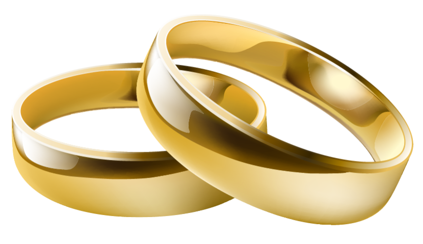 clip Wedding Ring PNG Images