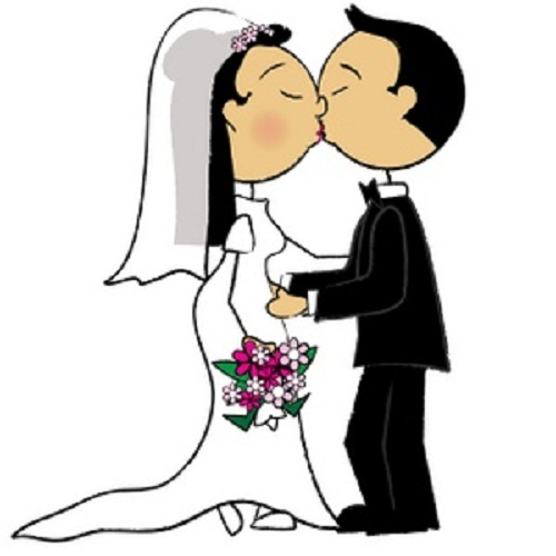 clipart library library Funny wedding download clip. Weddings free clipart cute.