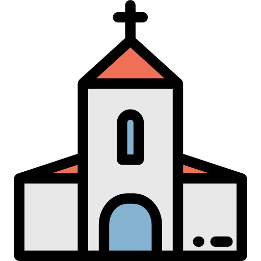 clipart black and white stock Wednesday clipart church activity. Steeple temple free on