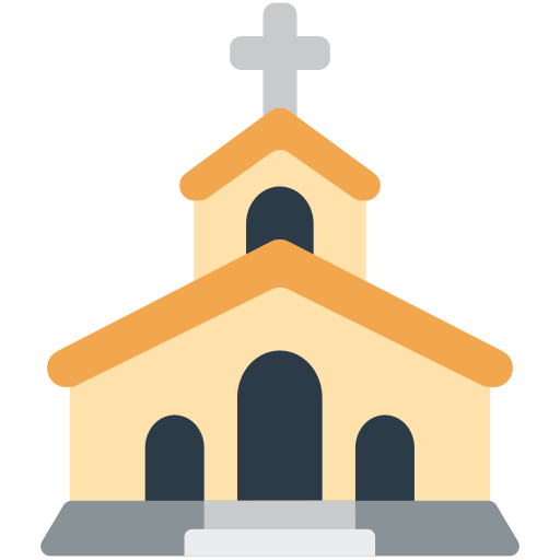 svg royalty free library Mission goer free on. Wednesday clipart church activity