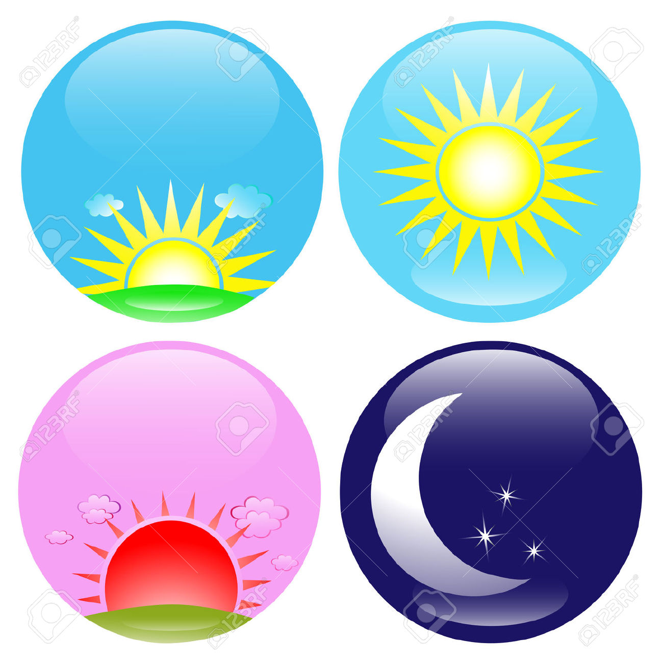 png free library Weekend clipart sunrise sunset. Service free download best