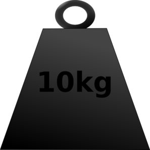 clipart download  kg weight clip. Weights drawing kilogram