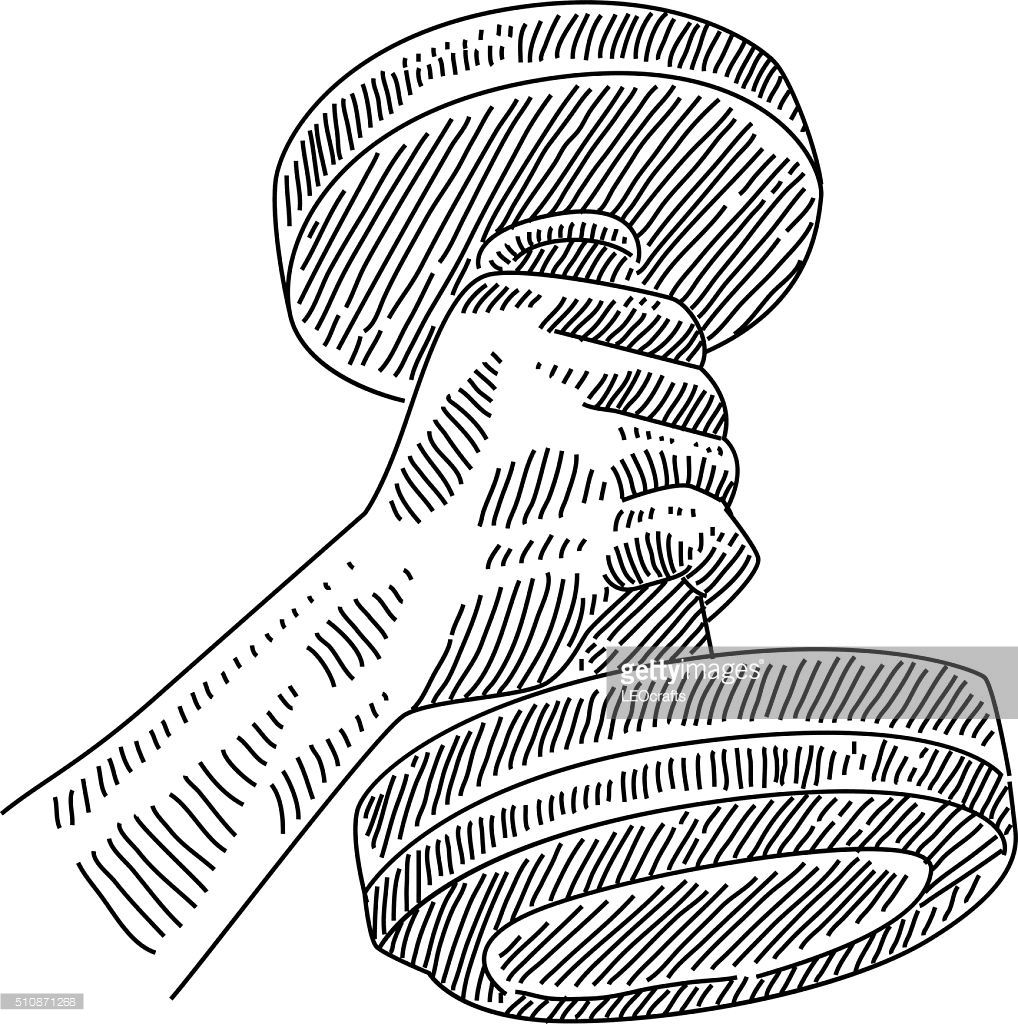 clipart royalty free Weight drawing. Pin on diy .
