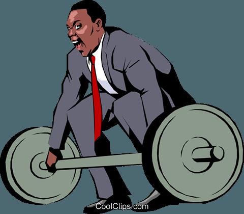 transparent strength clipart person #84162224