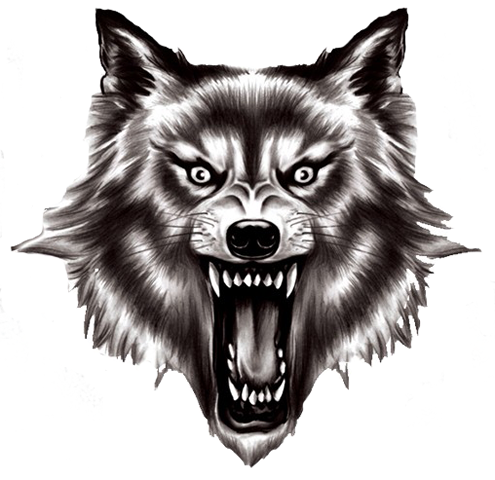 graphic black and white download Halloween graphics werewolfpng. Werewolf clipart black and white