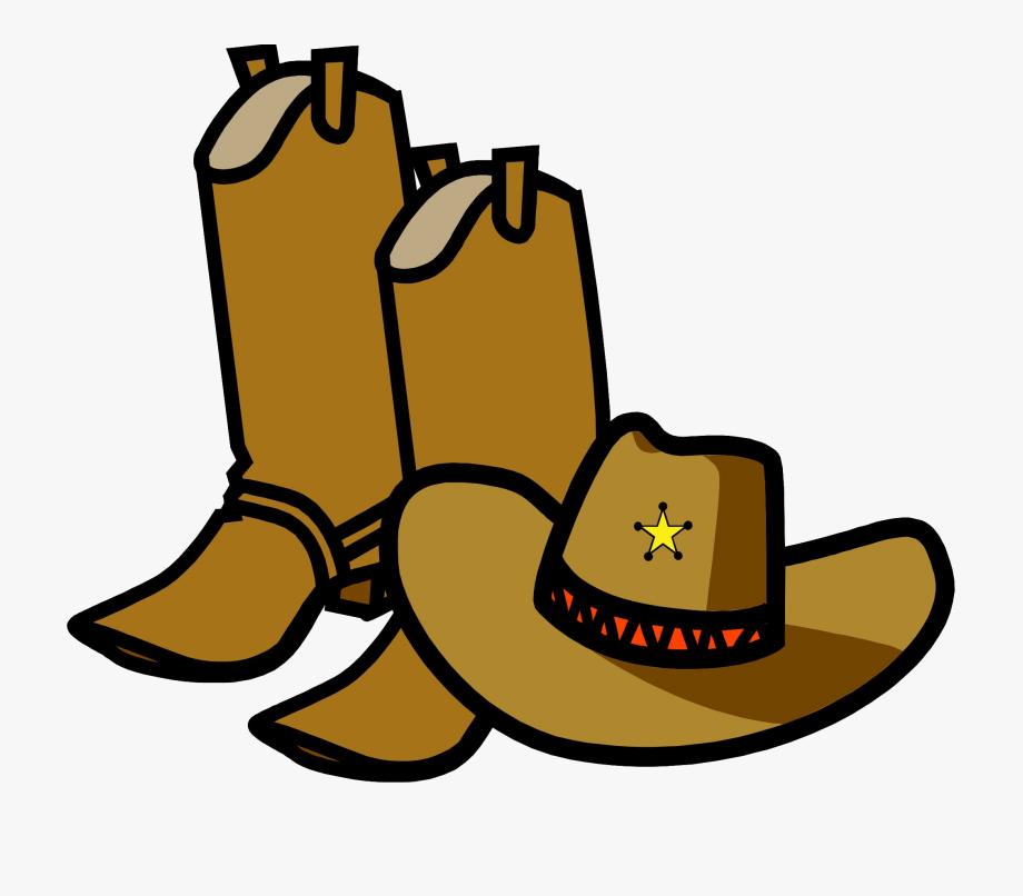 image download Western cowboys clipart. Go boots cliparthut free