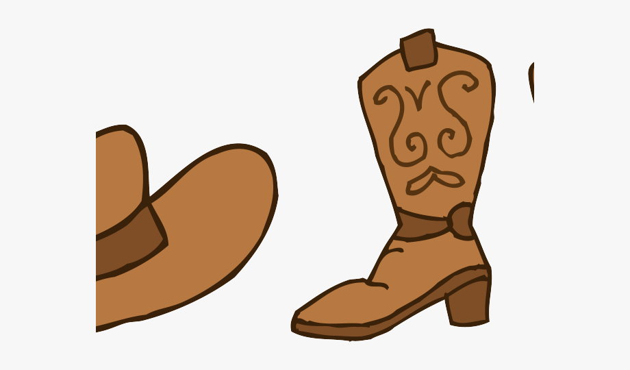 image library download Western boots clipart. Cowboy hat party png