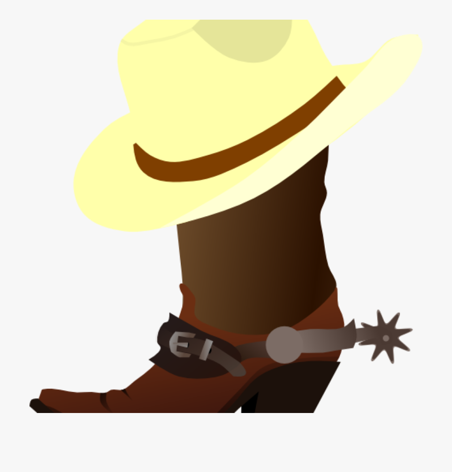 picture library Clip art cowboy cute. Western clipart