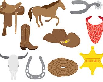 png transparent download Western clipart images. Digital scrapbooking kit olwboy