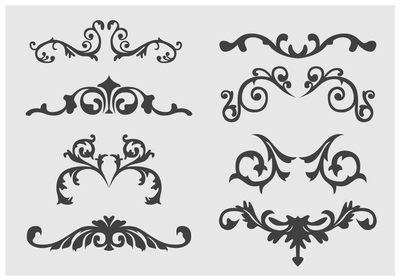 freeuse Western flourish clipart. Pin on horses things