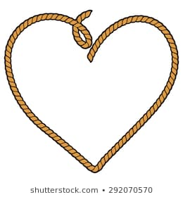 graphic free library Portal . Western heart clipart