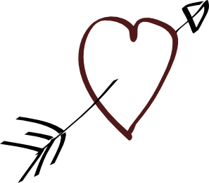 clipart library download Western heart clipart. Portal