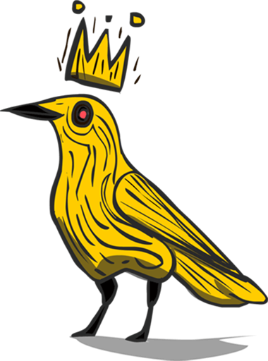 jpg freeuse download Western meadowlark clipart. Geeks on a beach
