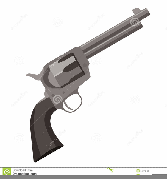 clipart transparent Western pistol clipart. Guns holsters free images.