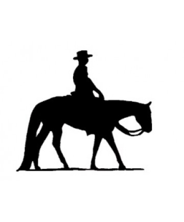 clip art royalty free library Western pleasure horse clipart. Station