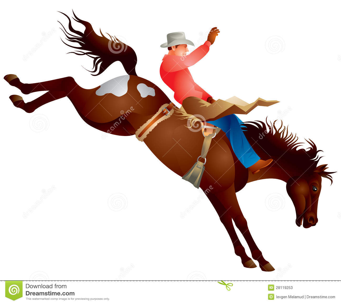 graphic transparent Station . Western rodeo clipart