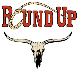 jpg library Rodeo round up clip. Western roundup clipart
