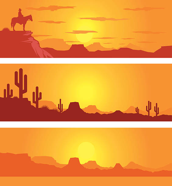 picture free Western scenery clipart. Portal