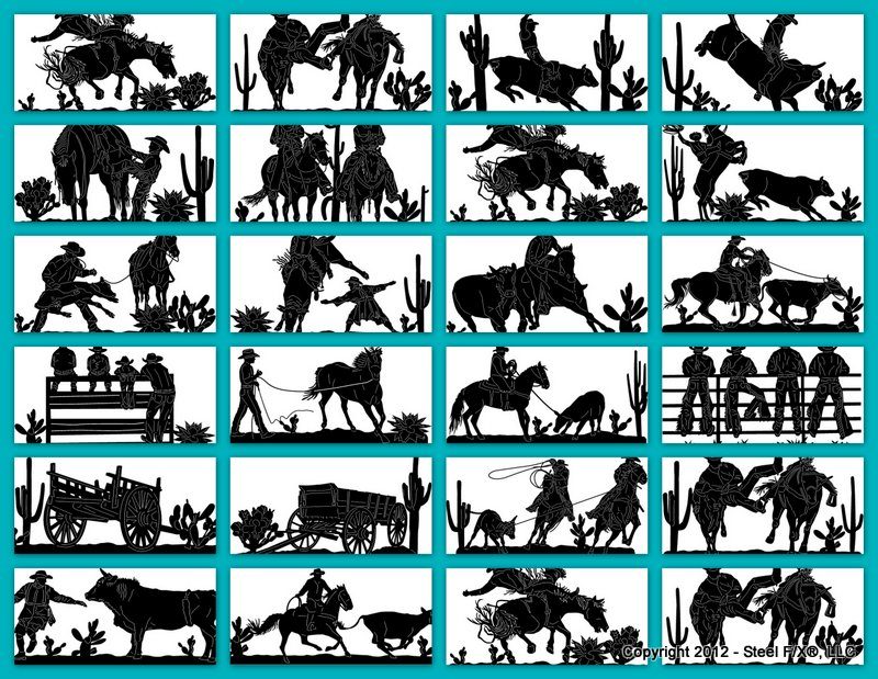 svg royalty free stock Scene silhouette clip art. Western scenery clipart