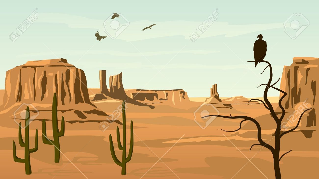 clip freeuse Pin on ugg . Western scenery clipart