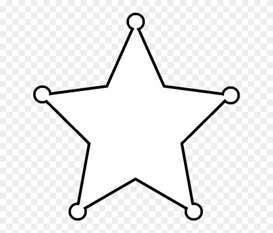 clip art free stock Clip art cut shape. Western star clipart