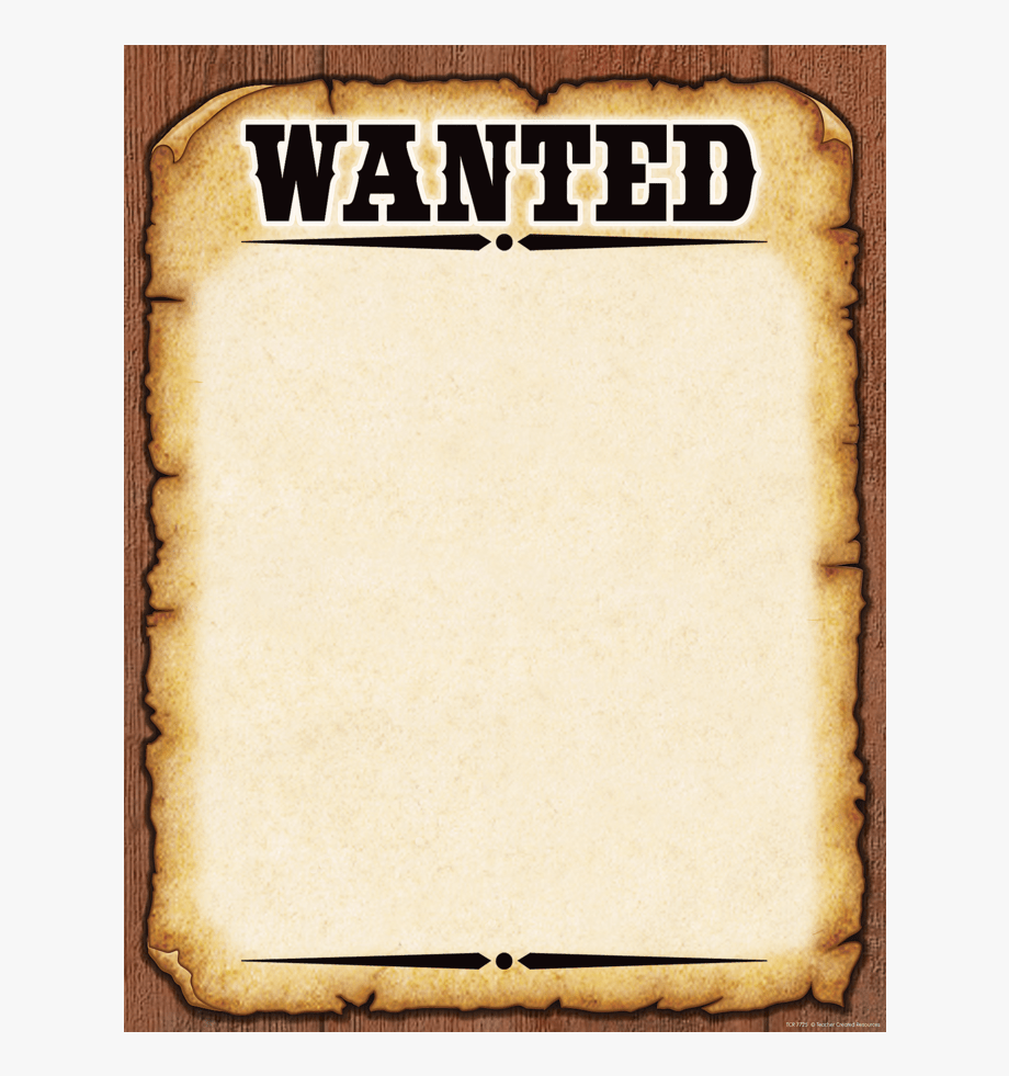 svg stock Clip art old west. Western wanted poster clipart