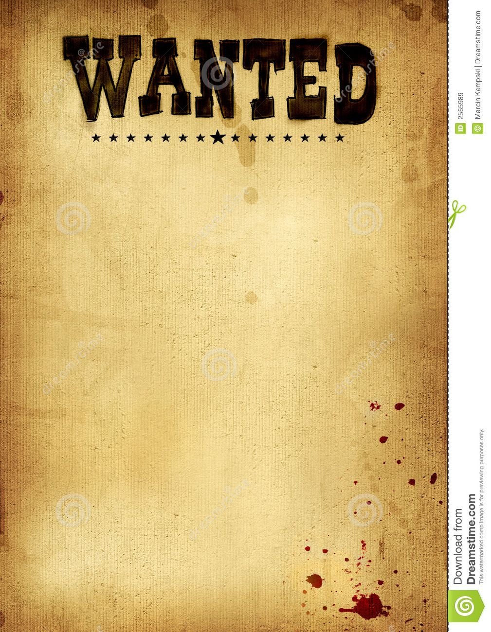 image transparent download Western wanted poster clipart. Portal