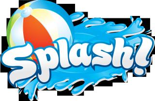 png stock Big splash saturday new. Wet clipart splashing