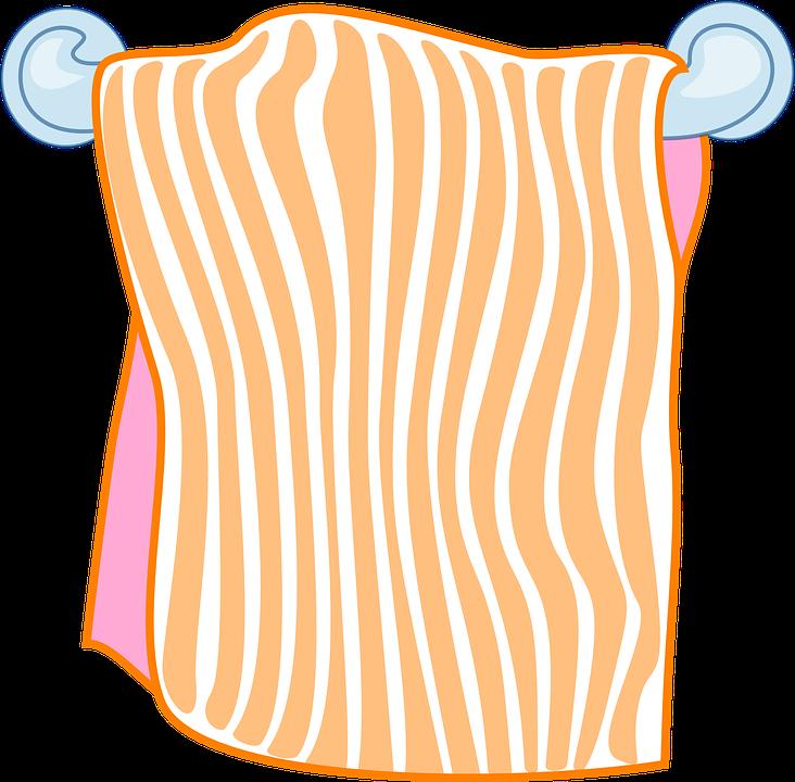 png stock Cliparts diaphoresis towel . Wet clipart wet rag.
