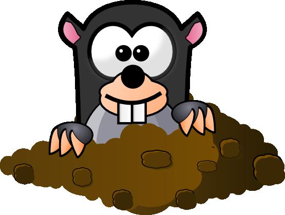 graphic library download Mole Clipart