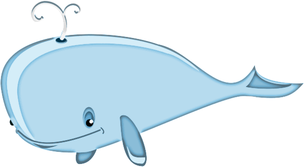 jpg royalty free library Cartoon png photos. Whale clipart