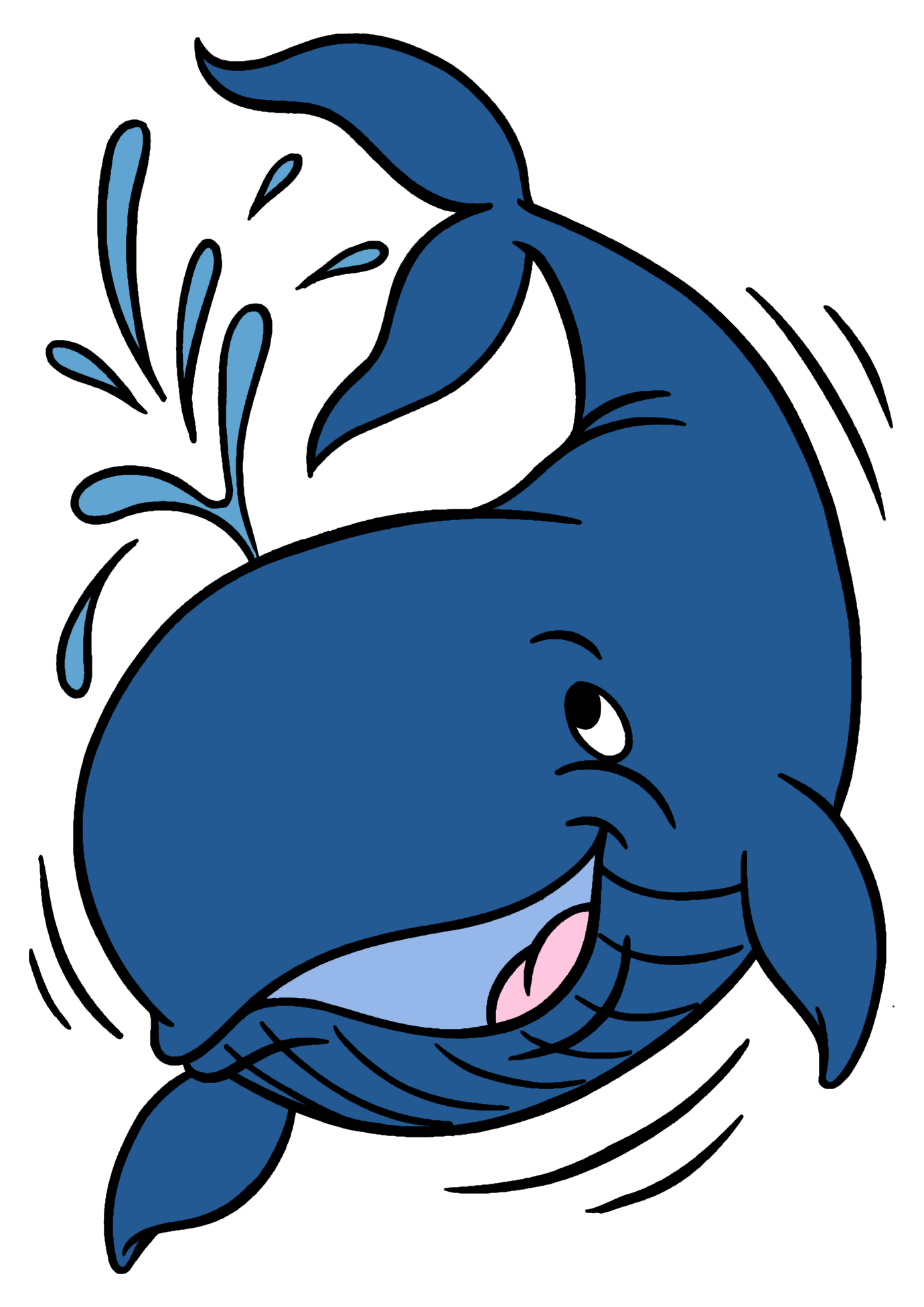 image freeuse library Whale clipart. Crafts pinterest vbs clip
