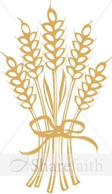 banner transparent Portal . Wheat bundle clipart