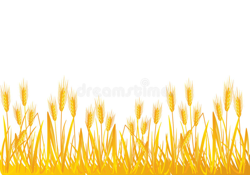 vector black and white download Wheat field clipart. Station