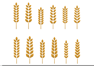 clip free stock Free images at clker. Wheat stalk clipart