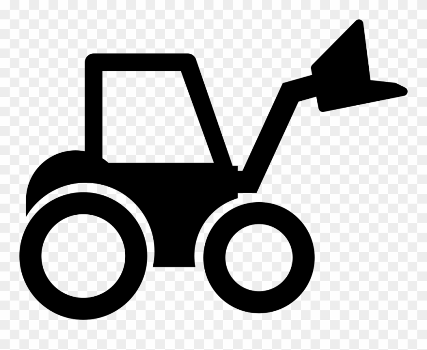 clipart stock Tractor comments pinclipart . Wheel loader clipart