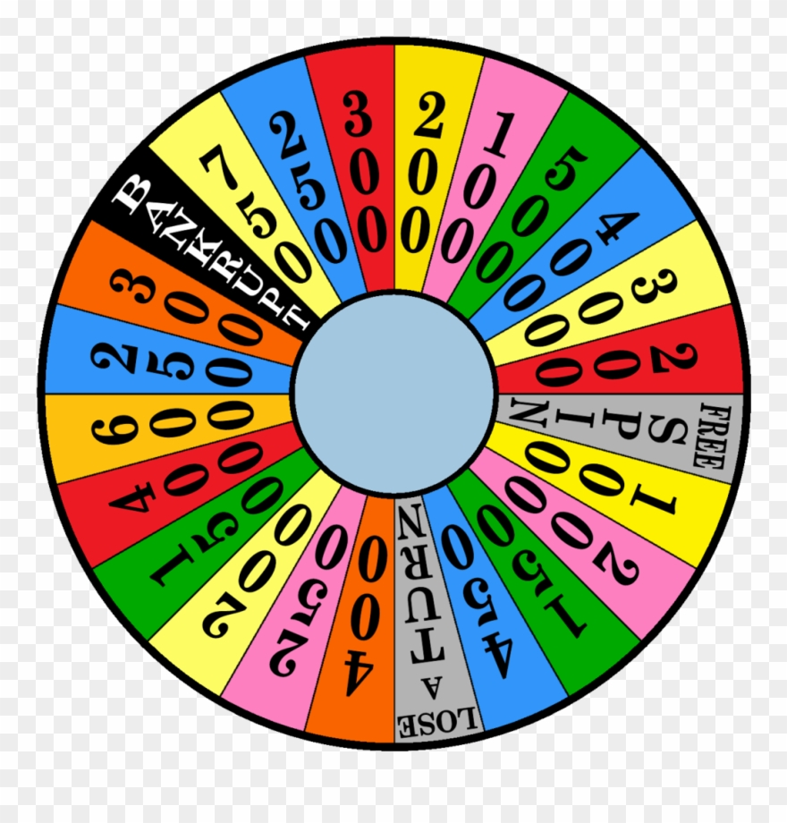 banner library download Wheel of fortune clipart. Clip art svg png