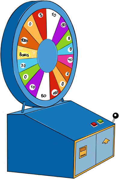 image free library Wheel of fortune clipart. Clip art at clker
