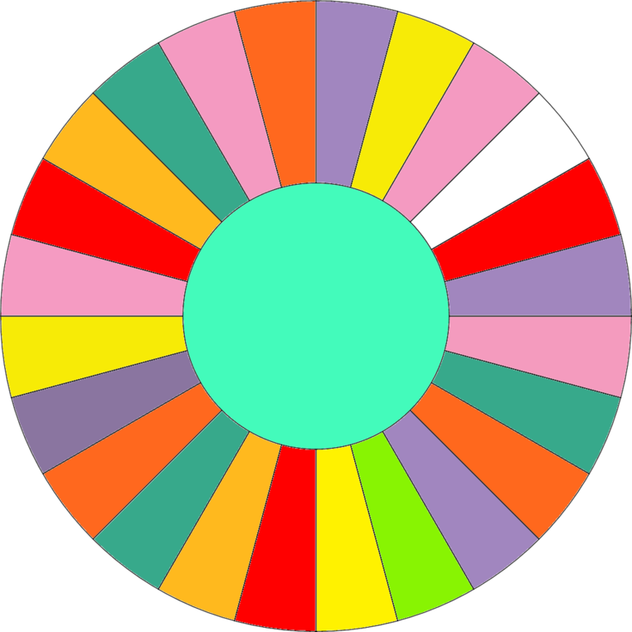 graphic library stock Blank with no bankrupts. Wheel of fortune clipart